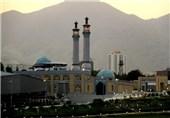 مسجد جامعه خرمشهر باغ موزه دفاع مقدس