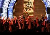 دسته عزاداری هیأتهای مذهبی قم در شهادت امام کاظم(ع) + تیزر