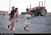 پخت و توزیع غذای تذری در مناطق محروم کرمان