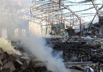 حمله عربستان به مراسم ختم