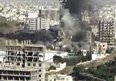 اصابت موشک به مراسم ختم یمن