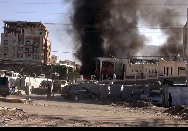 سعودی جنگی طیاروں کے یمن پر وحشیانہ حملے؛ 700 افراد شہید اور زخمی/ تصویری رپورٹ