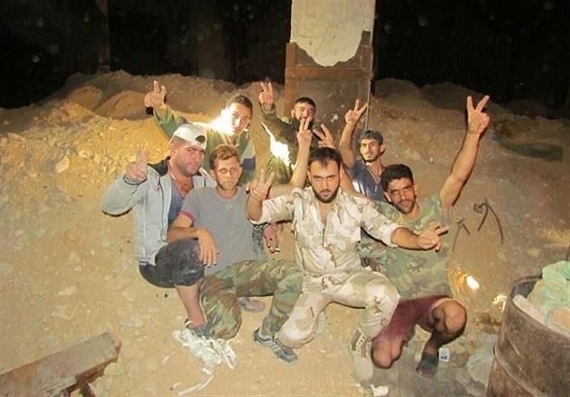 القوات الخاصة السوریة تنفذ عملیة نوعیة شمال حی جوبر ضد إرهابیی جبهة النصرة +صور