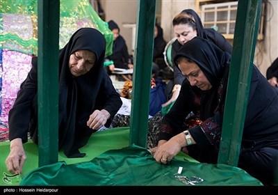 ایران کے شہر بوشہر میں حضرت قاسم ابن حسن علیہ السلام کی یاد میں مجلس عزا
