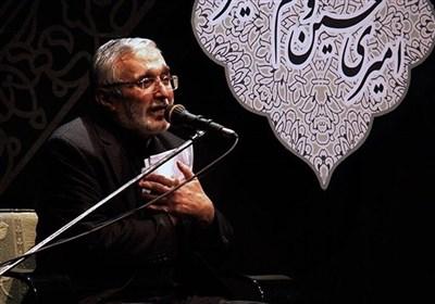مداحی حاج منصور ارضی شب ششم محرم الحرام 1438