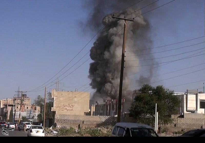 Arabistan Sana'nın Kuzeyindeki Yerleşim Alanlarını Hedef Aldı