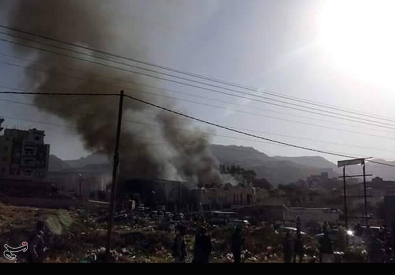 Suudi Koalisyon Yemen'e Yine Saldırdı