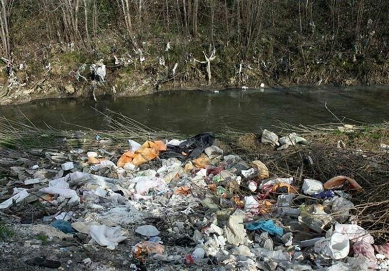 وضعیت آلودگی زرجوب و گوهررود بحرانی است