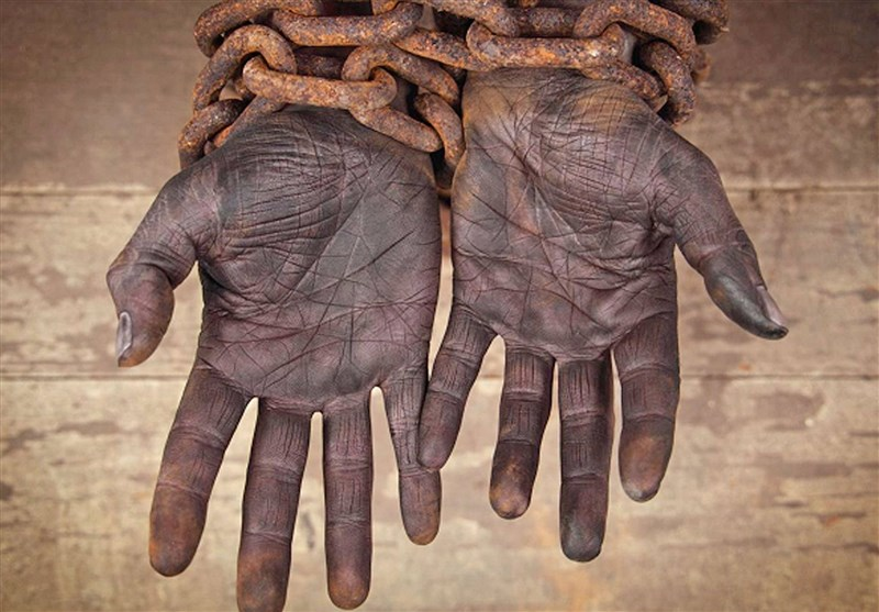 بردهداری در آمریکا