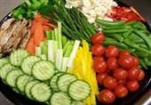 مواد غذایی ضد کالری