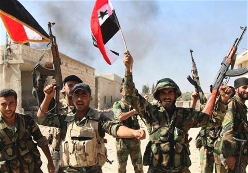 الجیش السوری یفشل هجوم الإرهابیین على الکتیبة المهجورة بریف درعا