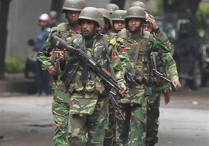 بنگلہ دیش؛ سیکیورٹی فورسز کی کاروائی میں 11 شدت پسند ہلاک