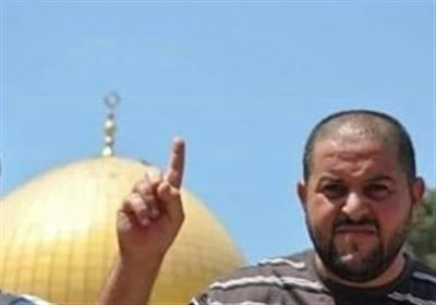 ابنة الشهید مصباح ابو صبیح بعد تلقیها نبأ استشهاد والدها