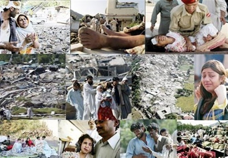کیا اکتوبر 2005 کو آنے والا زلزلہ تھم گیا ہے؟؟