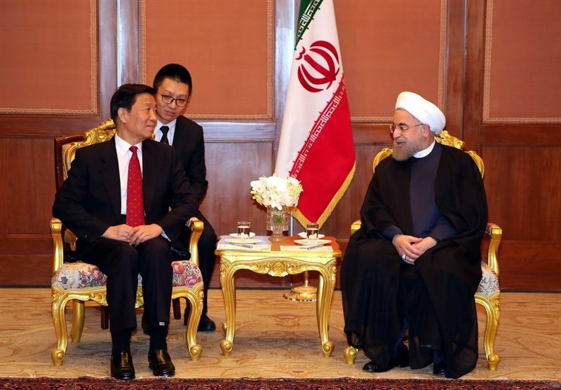 President Calls for Closer Strategic Ties with China after Iran Nuclear Deal