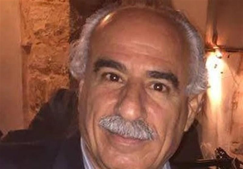 یوسف شرقاوی کارشناس فلسطینی