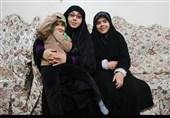 خانواده شهید عبدالله باقری