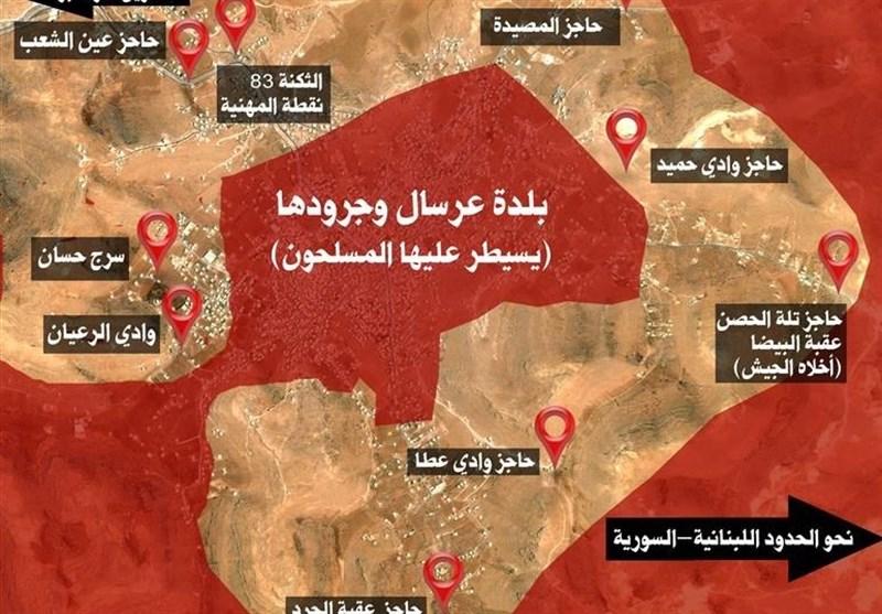 Lübnan Güvenlik Kaynakları: İkinci Arsal Savaşı Yakındır
