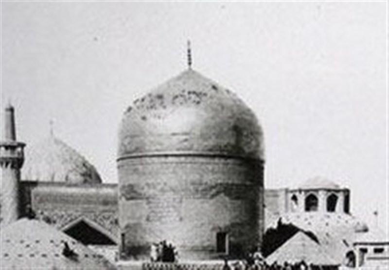 عکس/ مراسم روز عاشورای محرمالحرام سال 1309هجری قمری