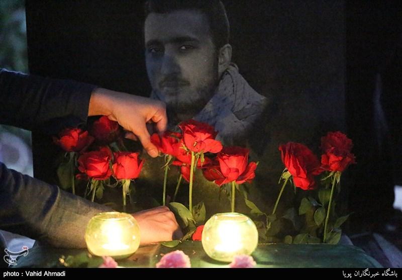 گفت و گو با مادر شهید مدافع حرم محمدحسین میردوستی