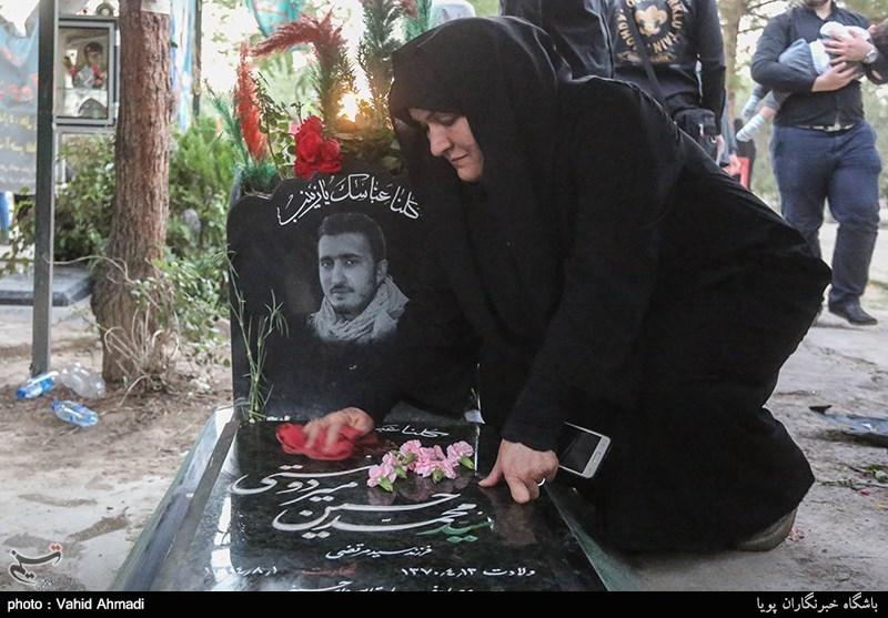 گفت و گو با مادر شهید محمدحسین میردوستی