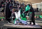 آیین تعزیه خوانی در روستای کندوله - کرمانشاه