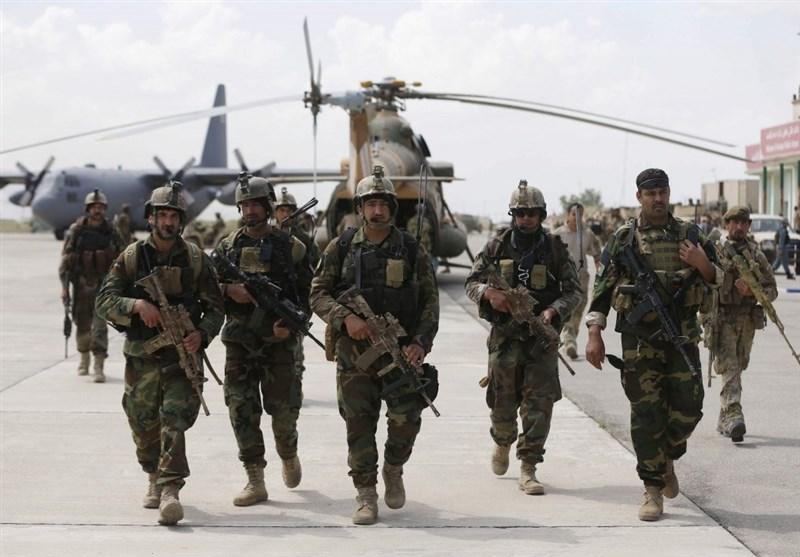 نیٹو امریکی در افغانستان