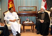 President: Iran Ready to Participate in Sri Lanka's Development Projects