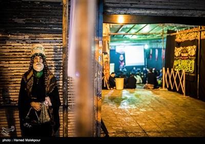 شبهای محرّمی تهران