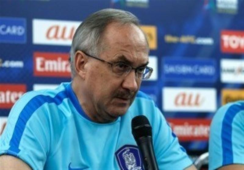 We Want to Defeat Iran in Tehran: Korean Coach Stielike