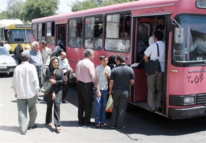 تعطیلی اتوبوسهای شهری در برخی نقاط شیراز؛ مشکل میان بهرهبرداران و رانندگان موجب سرگردانی مردم شد