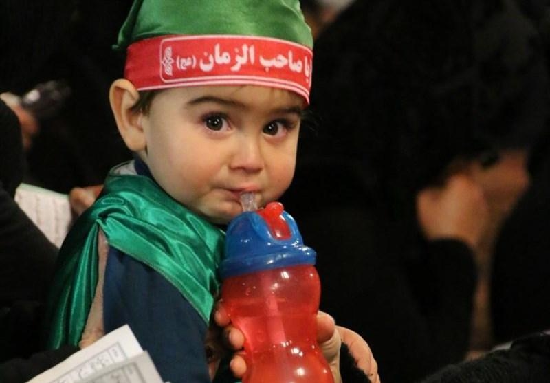 پانزدهمین همایش جهانی شیرخوارگان حسینی در مشهد آغاز شد
