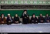 سومین شب عزاداری ایام محرم 1438 در حسینیه امام خمینی