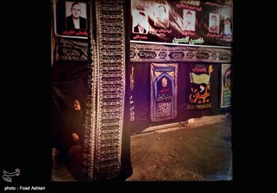 شب های محرم-تهران