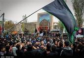 عزاداری روز تاسوعا در اردبیل