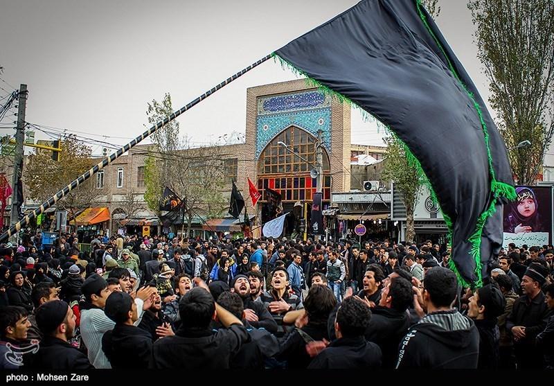 İran ve Dünya Çapında Muharrem Ayının Dokuzuncu Günü (Tasua) Merasimleri