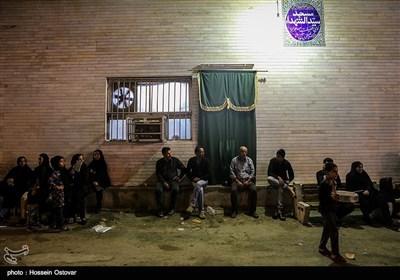 عزاداری اعراب مقیم بوشهر