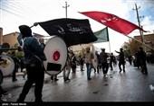 مراسم عزاداری روز تاسوعا در کرمانشاه