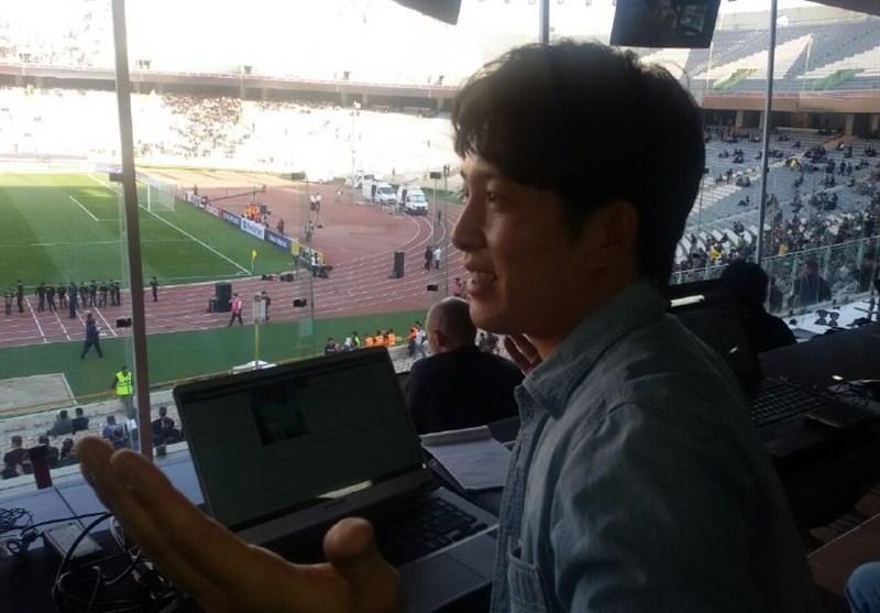خبرنگار کرهای