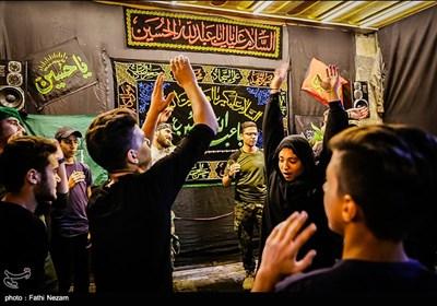 عزاداری ماه محرم در دمشق