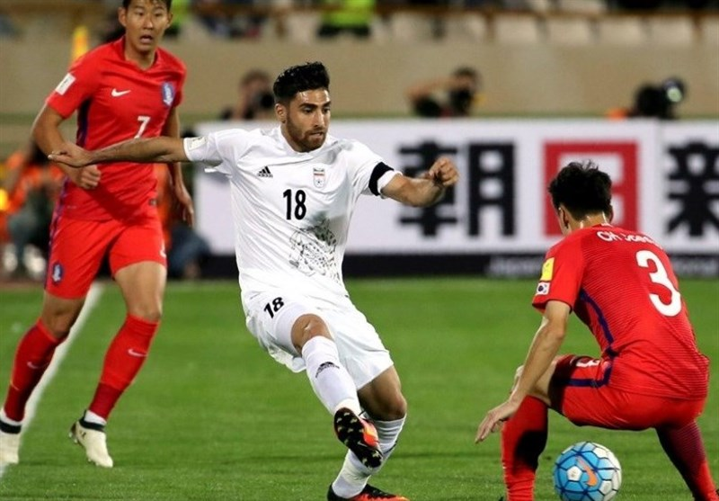 Iranian Players Have Unique Power and Speed, S. Korea Coach Says