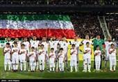 دیدار تیمهای ملی فوتبال ایران و کره جنوبی