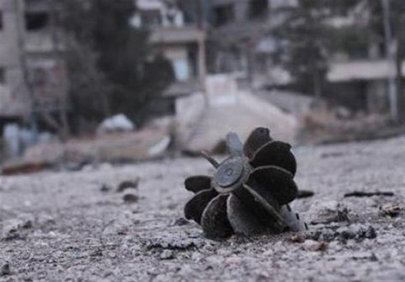 المجموعات الإرهابیة تستهدف دمشق بأکثر من 12 قذیفة هاون