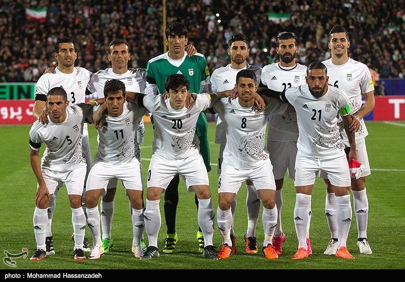 دیدار تیمهای ملی فوتبال ایران و کره جنوبی-2