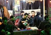ایستگاههای صلواتی محرم با مشکل ترافیکی در استان البرز جابهجا میشود