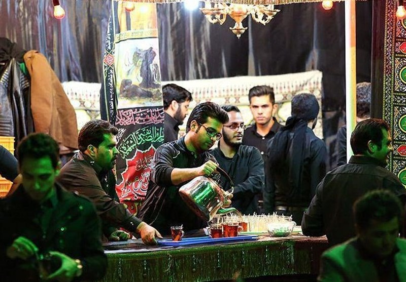 موکب سقاخانه حضرت ابوالفضل (ع) گرگان در مشهدمقدس برپا میشود