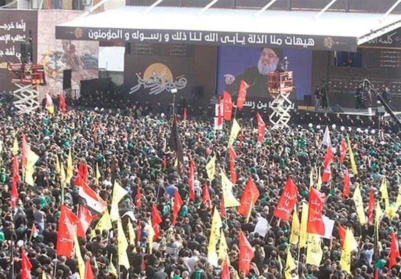 ضاحیه- جنوب بیروت عاشورای حسینی