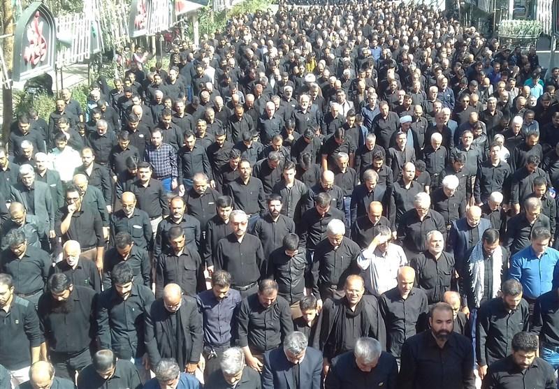 نماز روز عاشورا کاشان