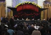 مراسم مقتلخوانی با حضور باشکوه عزاداران حسینی در بوشهر برگزار شد