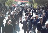 """شور حسینی و ندای """"یا حسین(ع)"""" در کاشان طنینانداز شد+تصاویر"""